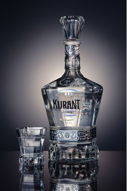 Kurant Vodka on Packaging of the World - Creative Package Design Gallery