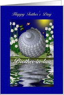 happy fathers day brother n law | Happy Father's Day - Brother-in-law card - Product #384025