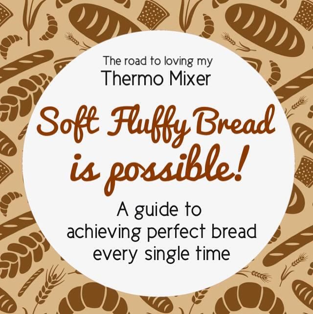 Bread was the most frustrating thing to make in the Thermomix. It would always be dense, doughy and too heavy. It