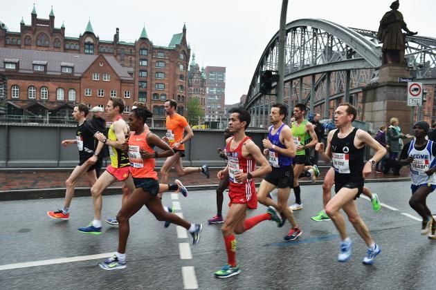 Hamburg Marathon 2016 Results: Men's and Women's Top Finishers