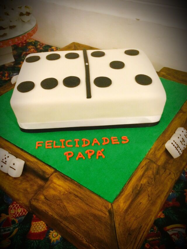 13 best dominoes images on Pinterest | Party ideas, Petit fours and ...