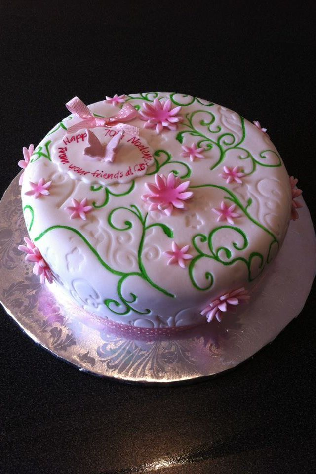 Elegant Cake Designs For Birthday Cakes Perfectend for