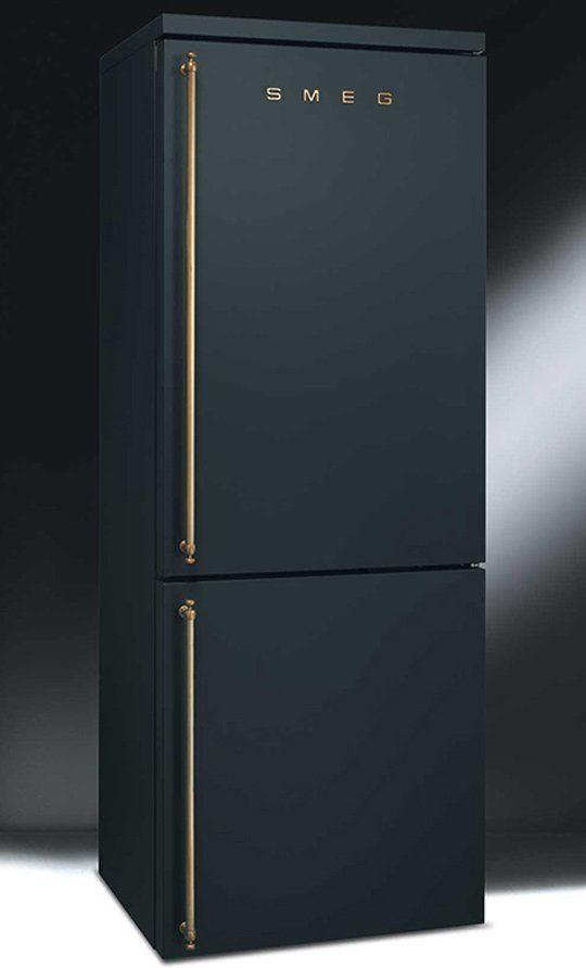 refrigerators you ll want to show off smeg to gorenje. Black Bedroom Furniture Sets. Home Design Ideas