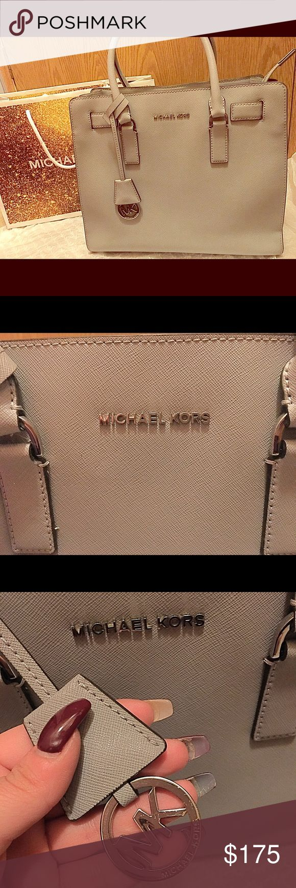 2dc34d9522696 ... clearance sized michael kors large dillon satchel 0f253 7dd7f
