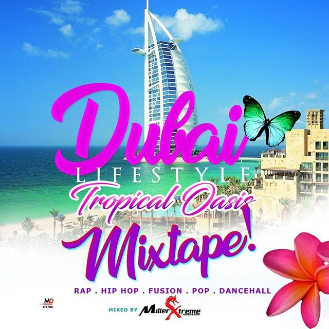 """Central Jamaica's Ultimate Summer Event. July 22nd, it's gonna be Lit! In the mean time...Let's pump it up! The official mixtape, listen and share with your pals. ""LINK IN BIO"" #MillerXtreme #dubailifestyle #dubai #events #mixtape #mix #exclusive #premium #classy #chic #jamaica #caribbean #miami #newyork #atl #canada #toronto #europe #ibiza #rap #hiphop #fusion #dancehall #pop"" by @millerxtreme. #이벤트 #show #parties #entertainment #catering #travelling #traveler #tourism #travelingram…"