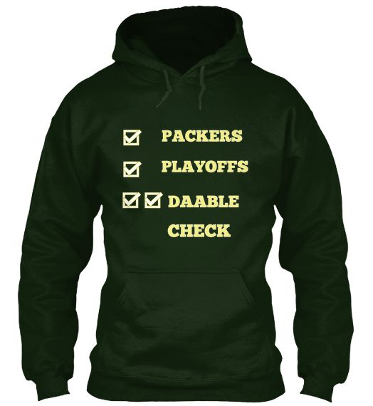 A MUST HAVE FOR ANY REAL PACKERS FAN!!!!  The Packers are DEFINITELY OWN the North.  Who knew that the tie game would play such an important role in us having a chance to win the Division. In true Winners fashion the game was won in the last minutes making it one of the greatest games of the year.    CLICK TO PREORDER TODAY  #packers #greenbay #playoffs #lambeau #nfl #superbowl #rodgers #doublecheck #bears #49ers #win #nfcnorth
