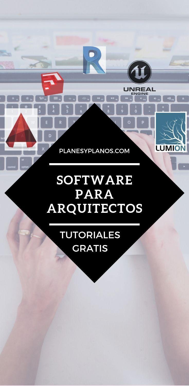 Los 15 Software Para Arquitectura Mas Usados 2019 Arquitectura