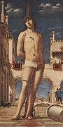 """New artwork for sale! - """" Antonello Da Messina St Sebastian by Antonello da Messina approx """" - http://ift.tt/2o6PPL5"""