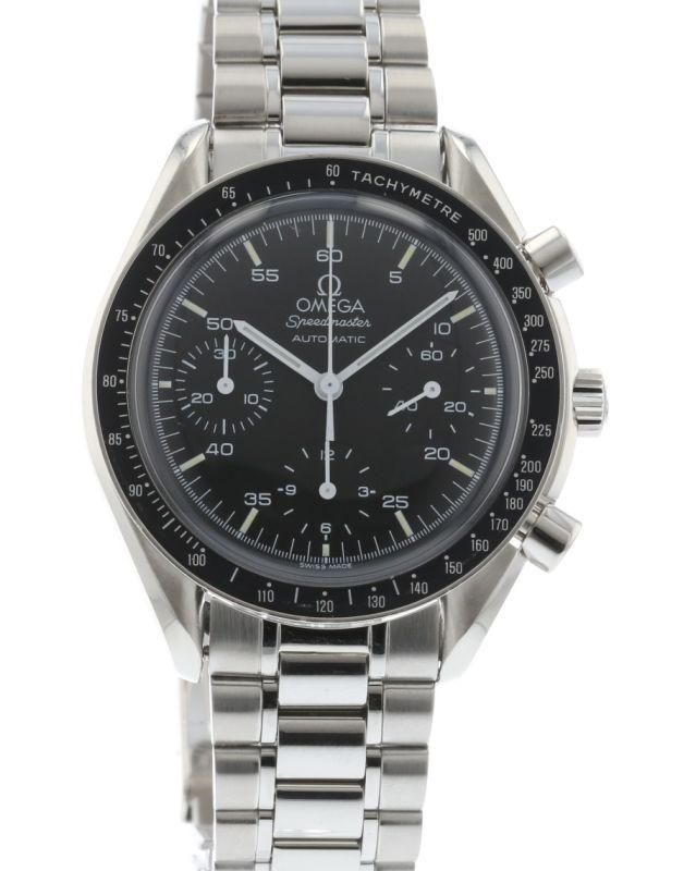 OMEGA Speedmaster Reduced 3510.50.00 (Auto, hesalite, 39)
