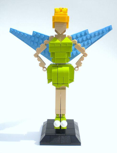LEGO Disney Tinkerbell