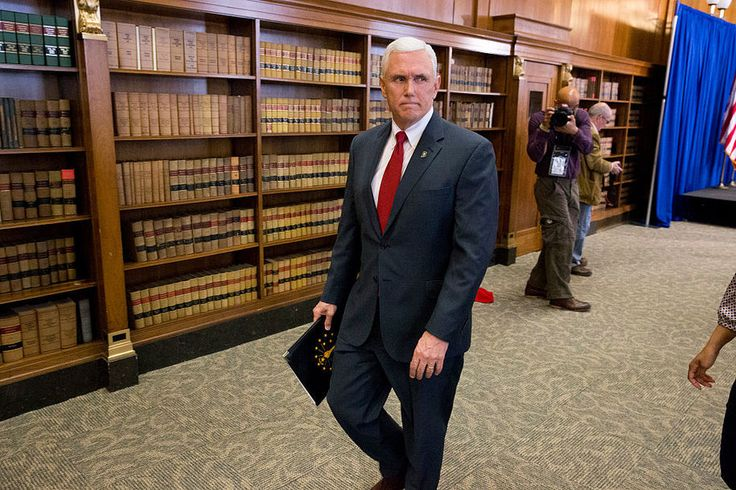 Mike Pence gained national attention hating gays, but became governor attacking Planned Parenthood