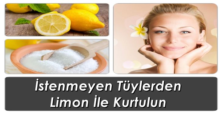 İstenmeyen Tüylere Karşı Limon Nasıl Uygulanır? | Güzellik Maskeleri