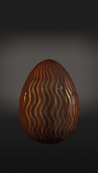 Chocolat Material test