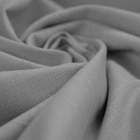 Stretch Linen Fabric Grey