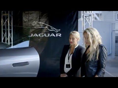 """Jaguar """"Actual Reality"""" VR Experience - YouTube"""