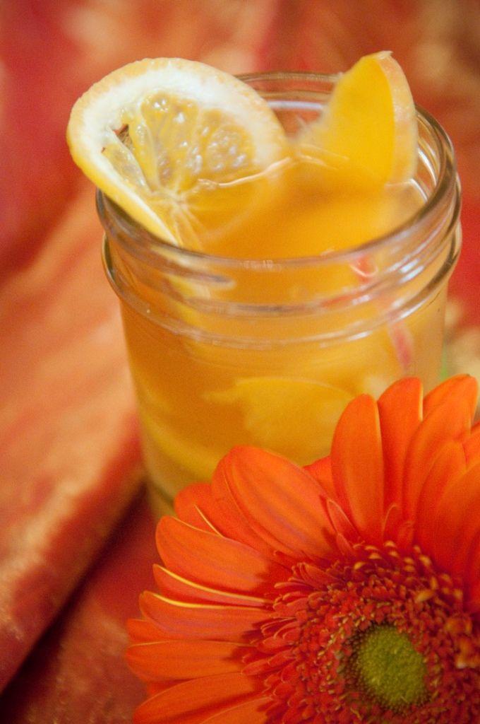 White Peach Juice Recipe — Dishmaps