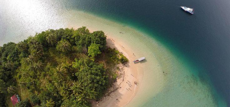 Pulau Setan Sumatera Barat Bukannya Seram Namun Penuh Keindahan - Sumatera Barat