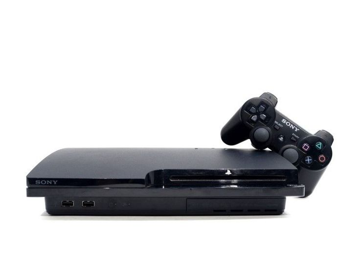 Sony Playstation 3 CECH-2001A PS3 Slim 120GB Video Game Console> (S10009170) #Sony #ps3 #slim #gaming #console find us at stores.ebay.com/capcityoutlet