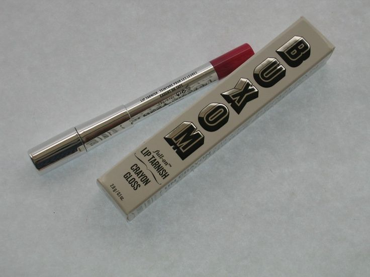 Bare Escentuals Buxom Glossy Pout Plumping Full on Lip Tarnish Caught on Tape 0.1 Oz Boxed. Bare Escentuals Buxom Glossy Pout Plumping Full on Lip Tarnish Caught on Tape 0.1 Oz Boxed.