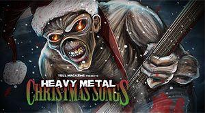 Top 10: Heavy Metal Christmas Songs