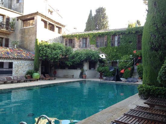 La Colombe d'Or (St-Paul-de-Vence) - Hotel Reviews - TripAdvisor