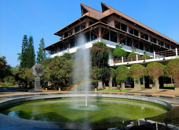 Institut Teknologi Bandung, West Java - Indonesia