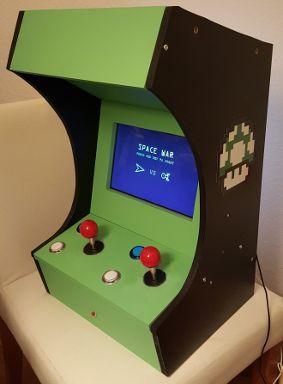 DIY tuto Borne d'arcade