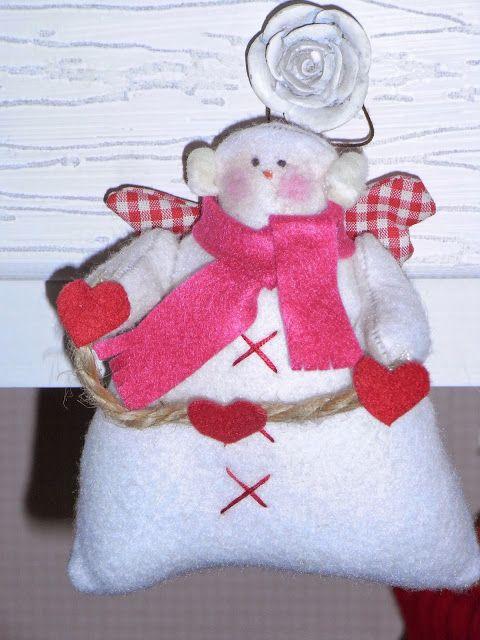 LA VIE EN ROSE: Teneri pupazzi di neve