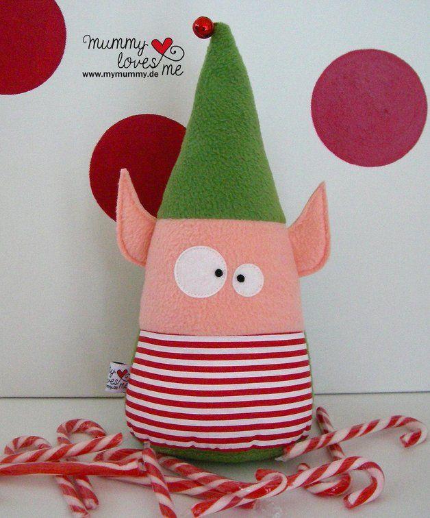 Für Kinder - ...X-Mas Elf ... ♥ - ein Designerstück von KuschelICH bei DaWanda
