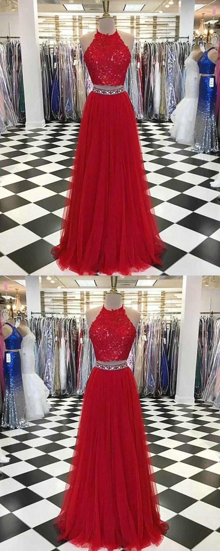 Excellent party dresses short party dresses red appliques prom