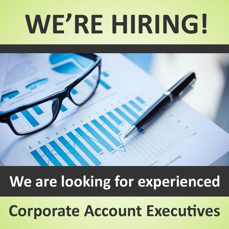 WEu0027RE HIRING! Weu0027re looking for 2 Corporate Account Executives - hiring resume