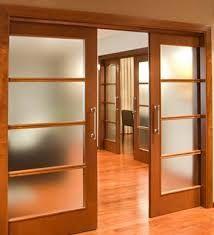 Resultado de imagen para puertas de corredera interior