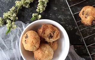Biscuits à la noix de coco et aux pépites de chocolat - Châtelaine