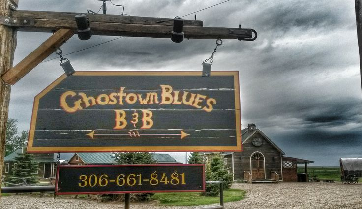 Ghost Town Blues in Maple Creek, SK, Canada, AB