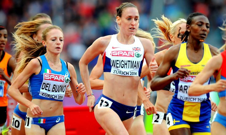 Laura Weightman on her Commonwealth and European success - Athletics Weekly