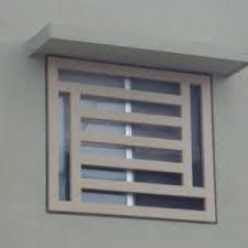 Image result for rejas para ventanas modernas