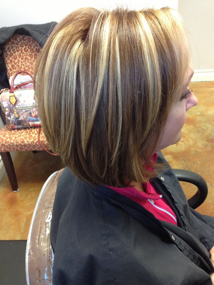 66 best haircut color images on pinterest blondes bobs and boldhighlights blonde haircutsalon shorthair bob pmusecretfo Choice Image
