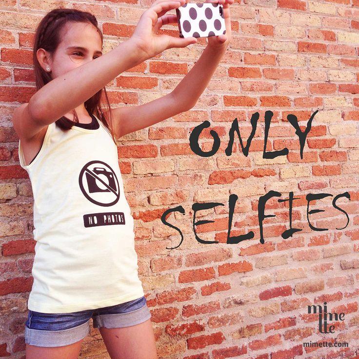 Parche molón para tu ropa NO PHOTOS. DIY Crea tu propio estilo en #MimetteShop