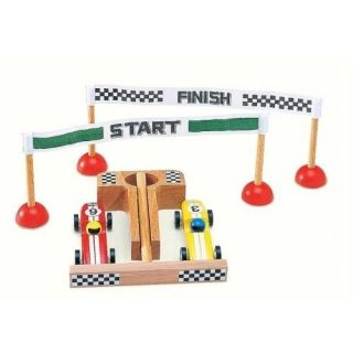 Pin Toys Σετ ράλι αυτοκίνητων αυτοκουρδιζόμενα