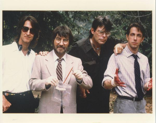 DARIO ARGENTO, TOBE HOOPER, STEPHEN KING & CLIVE BARKER
