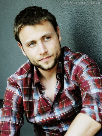 Max Riemelt. He's plays Wolfgang in Sense8 on Netflix and every moment he's on screen he takes my breath away.