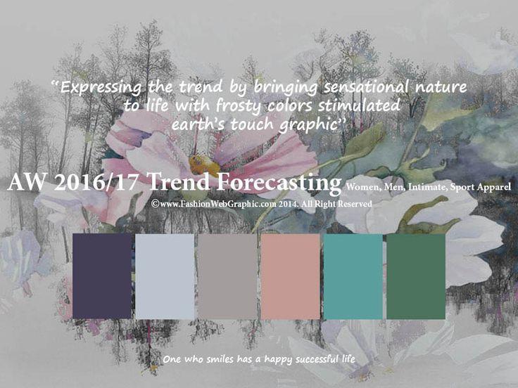 AW2016/2017 trend forecasting