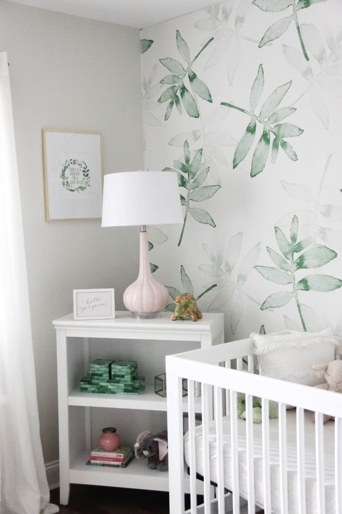 Best 25 Babies Rooms Ideas On Pinterest: Best 25+ Nursery Wallpaper Ideas On Pinterest