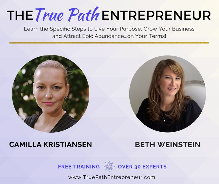 FREE interview series. sign up here: