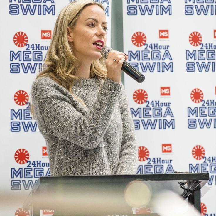 Amanda Campbell Public speaker and ambassador of the MS foundation @msfoundation