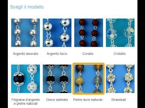 In anteprima dalla COLLEZIONE ARGENTO i rosari in argento e pietre dure naturali, prodotti in Italia e realizzati a mano.  Agata blu, agata verde, agata botswana, onice, lapislazzuli, corniola, avventurina, quarzo rosa, ametista, amazzonite, ed altre pietre naturali.  Garanzia miglior prezzo. Spedizione gratuita  Visita la collezione completa su  http://www.ovunqueproteggimi.com/collezione-argento/rosari/pietre-dure-naturali/