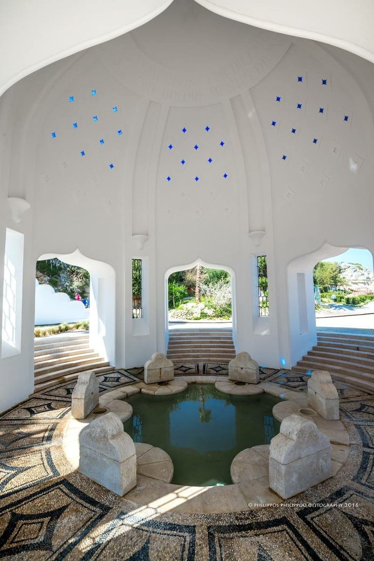 Kallithea springs spa wedding invitations