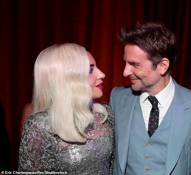 Twitter Mocks Lady Gaga For Repeating The Same Line Bradley Cooper Lady Gaga Bradley Cooper Lady