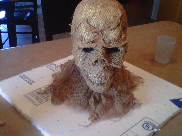 168 best humanoids scarecrows images on pinterest for Pumpkinrot tutorial
