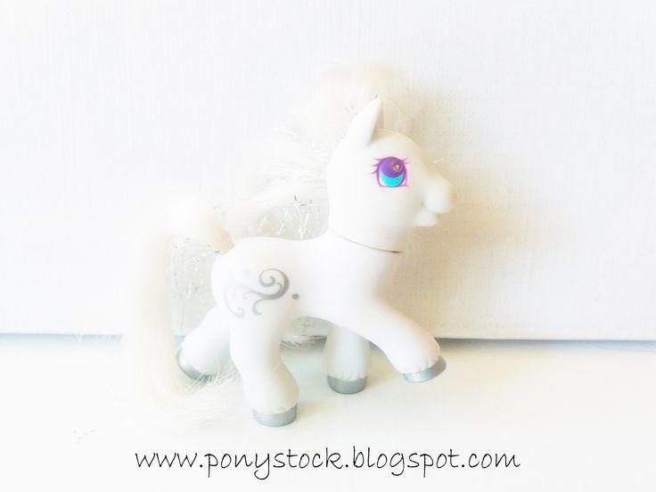 Baby Swirly  (Light Up Family Ponies 2000) G2 My Little Pony Hasbro